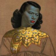 Chinese Girl by Tretchikoff