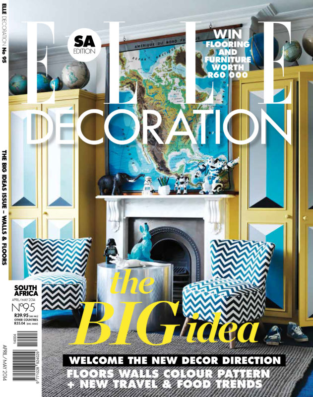 Elle Decoration Feature May 2014